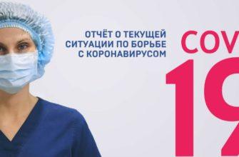 Статистика коронавируса в России на сегодня 20 октября 2021 года